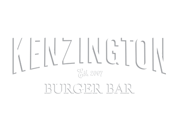kenzington burger logo